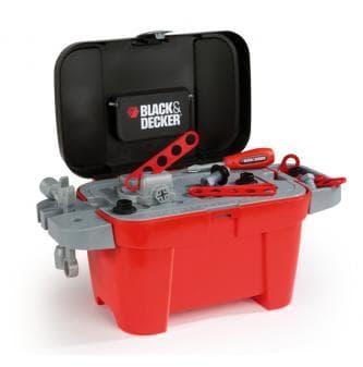 Куфар с инструменти Black & Decker - Смоби