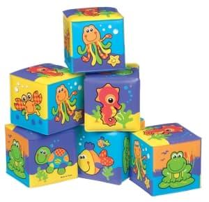 Playgro-Меки кубчета за игра