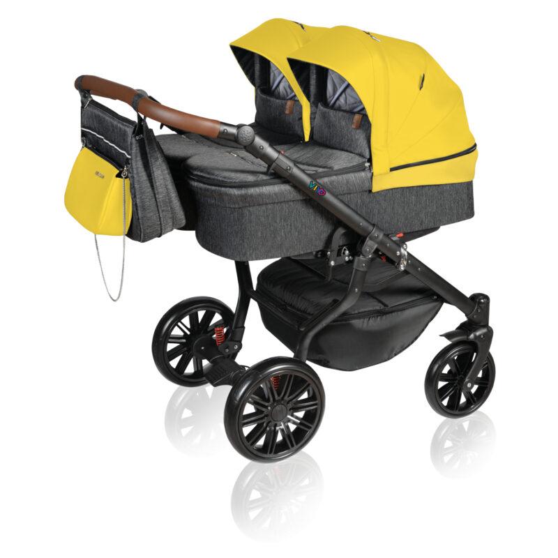 Бебешка количка 3в1 Zarra цвят:06