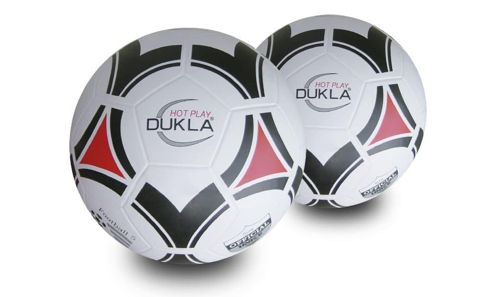 Детска футболна топка Dukla hot play