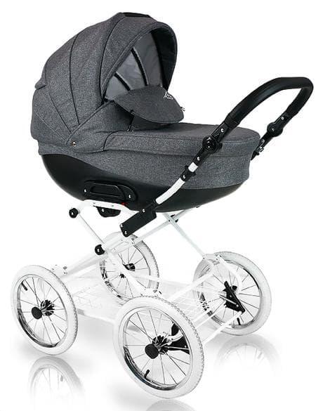 Бебешка количка 2в1 Bexa line classic цвят L1C