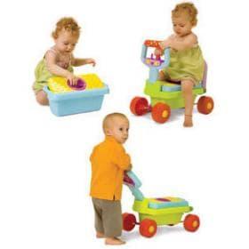 Taf toys-Проходилка 4в1