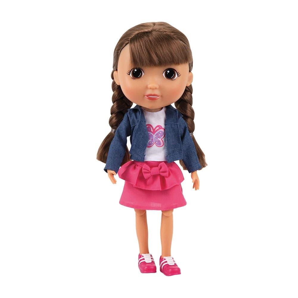 Bayer-Кукла Йоана приятел на животните 30см