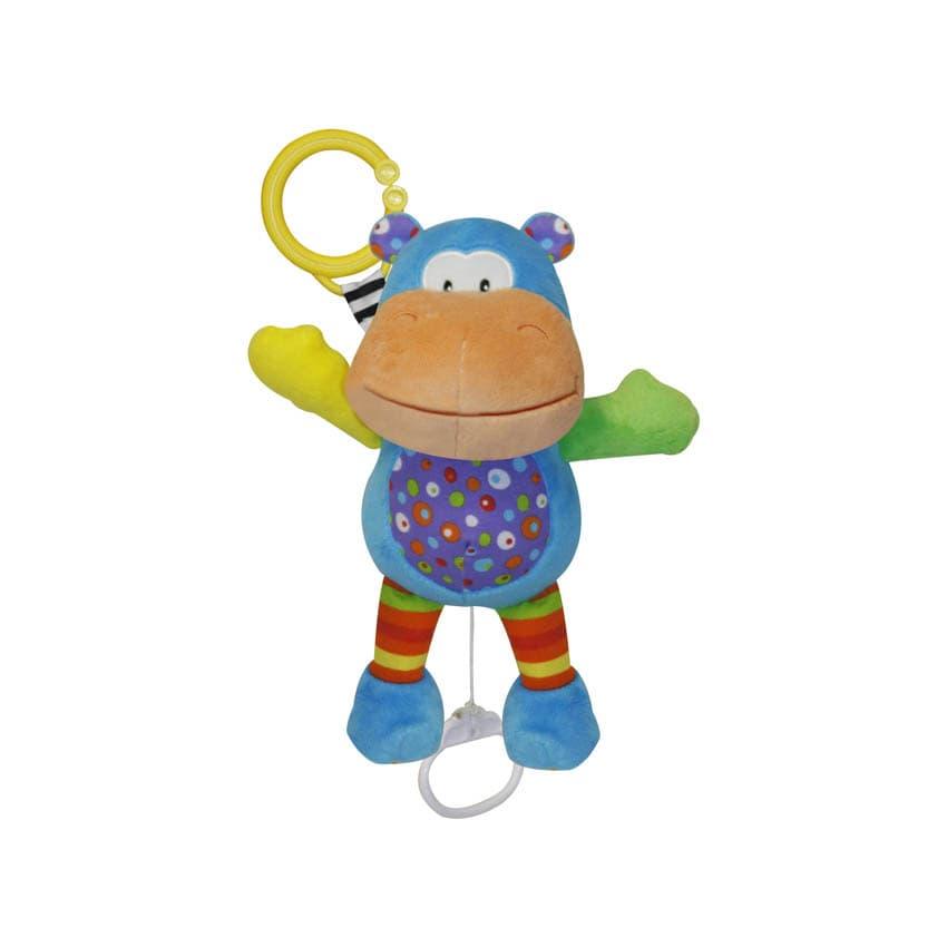 Lorelli-музикална играчка Весел Хипо