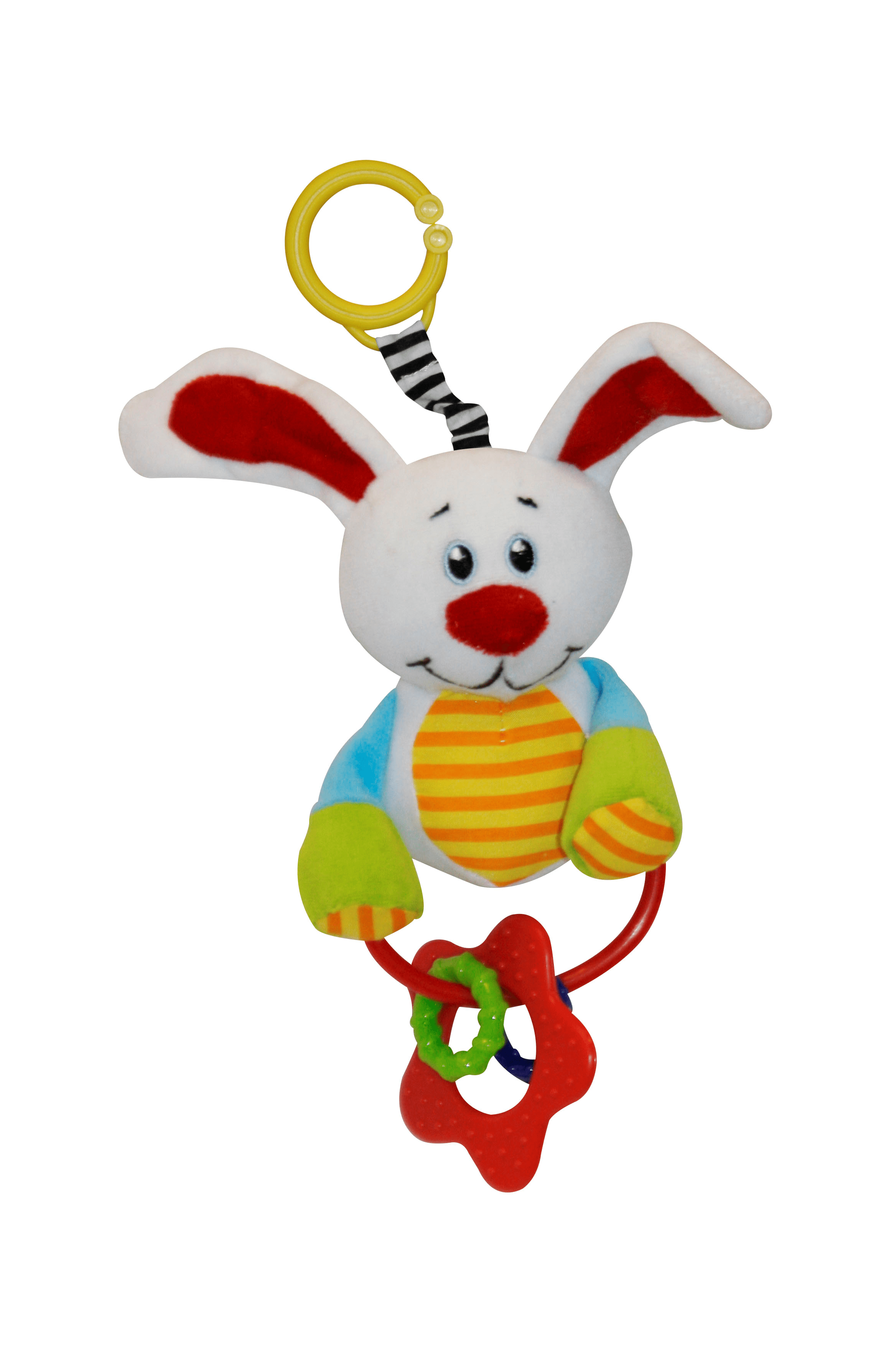 Lorelli-дрънкалка Зайче