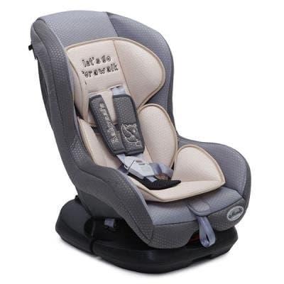 Moni-столче за кола Babysafe 0-18 кг - Цвят: Бежов