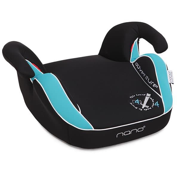 Moni-седалка за кола Adventure 15-36 кг. - Цвят: Син