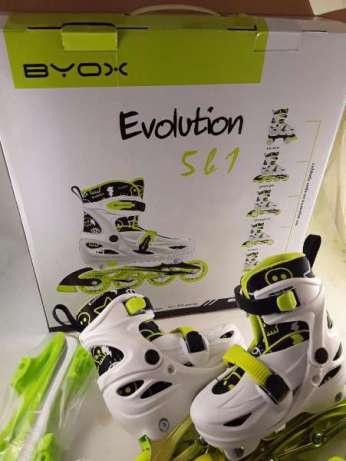 Byox-ролери 5в1 Evolution