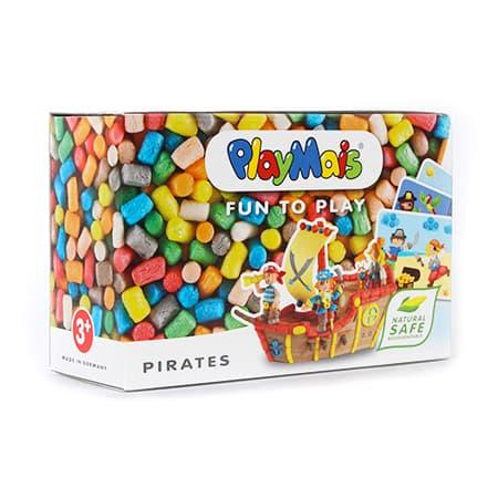 PlayMais Pirates-еко конструктор мозайка