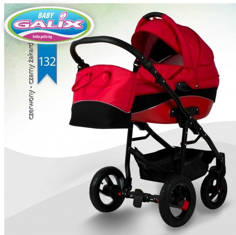 Бебешка количка Nemo standart 3в1 цвят:132