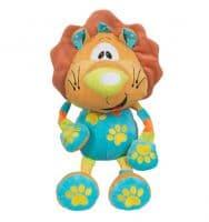 BabyOno-Мека играчка с дрънкалка Лъв 1390