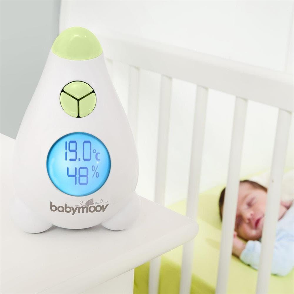 Babymoov-Термометър хигрометър