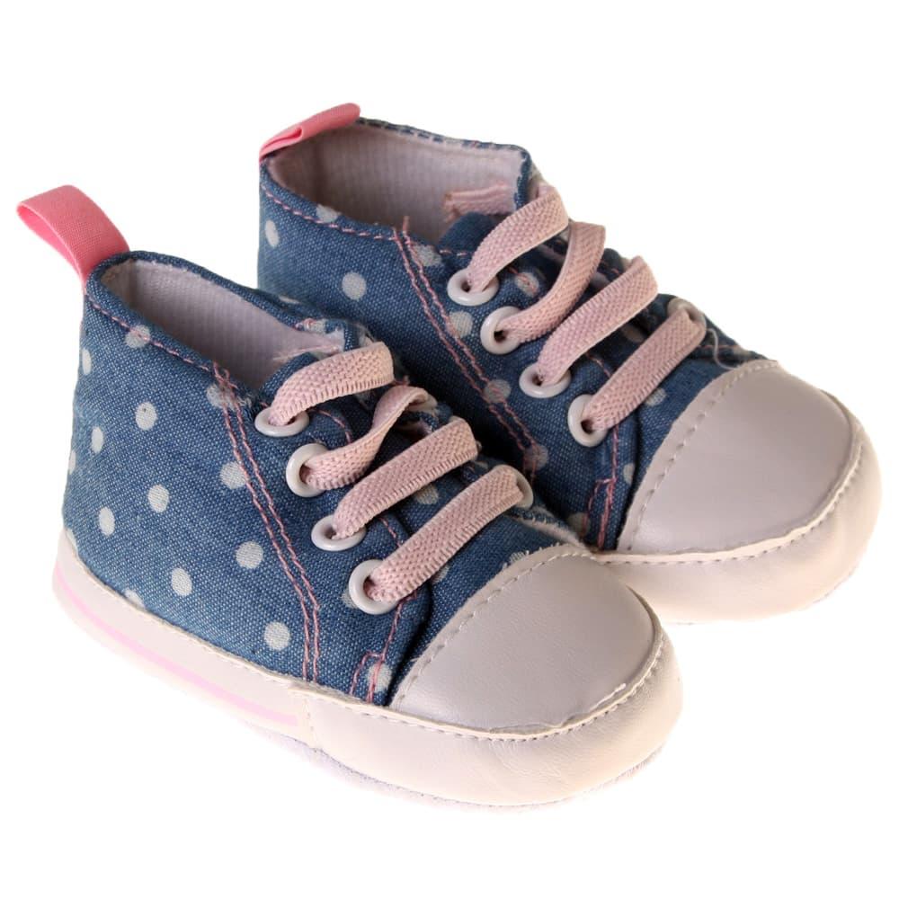 Бебешки кецове Marcelin dots