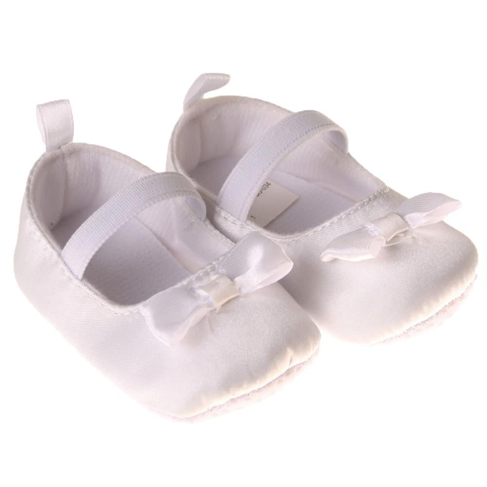 Бебешки пантофки Marcelin white