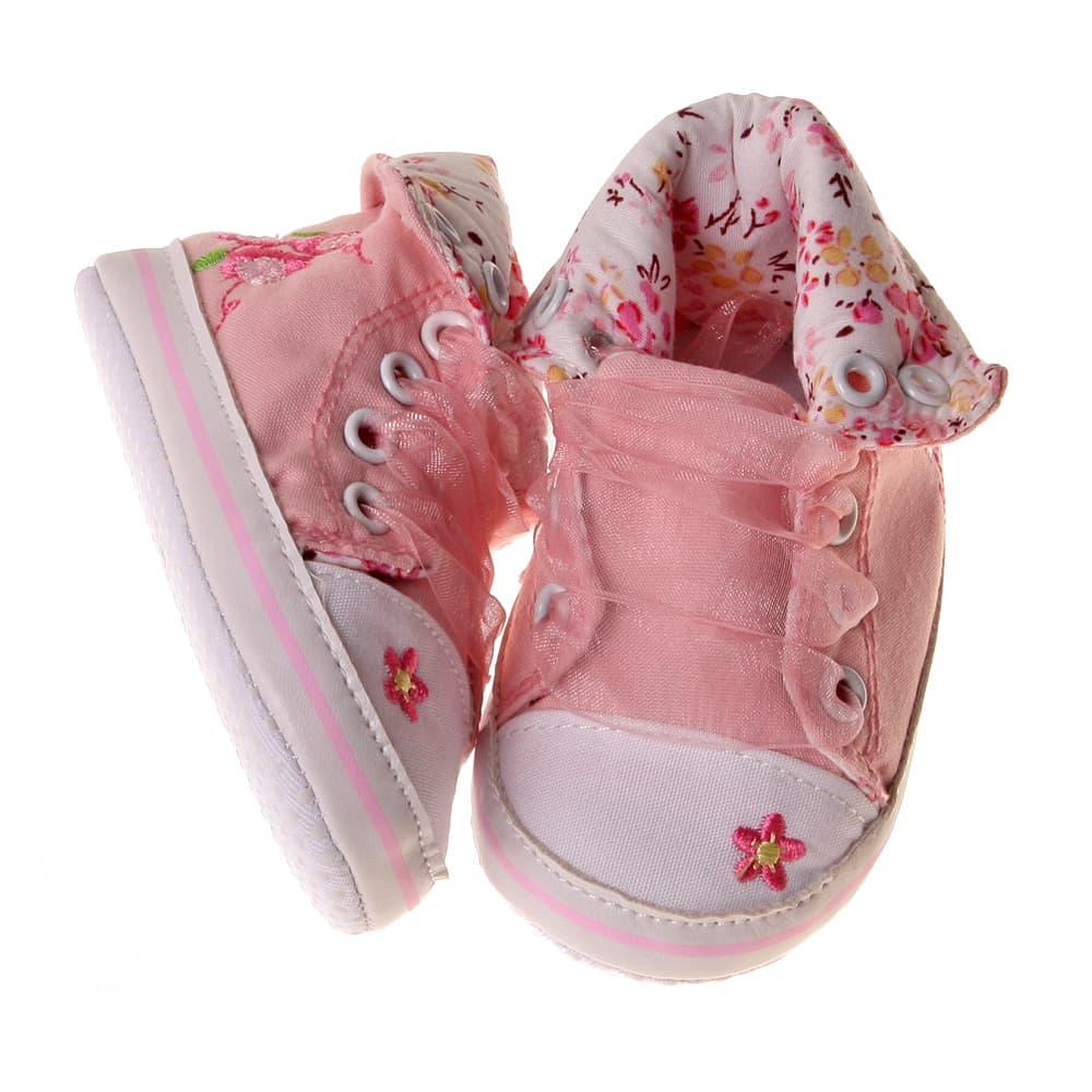 Бебешки буйки Marcelin pink flowers
