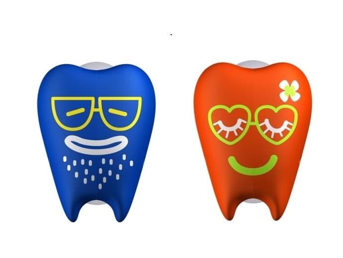 Къщичка за четка за зъби Harry Flora