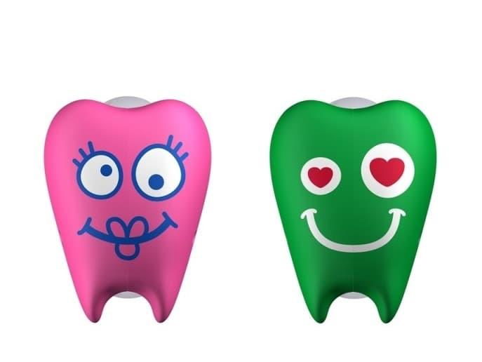 Къщичка за четка за зъби Kisses Lover