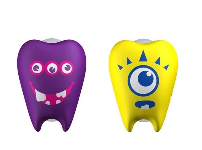 Къщичка за четка за зъби Oh Yeah