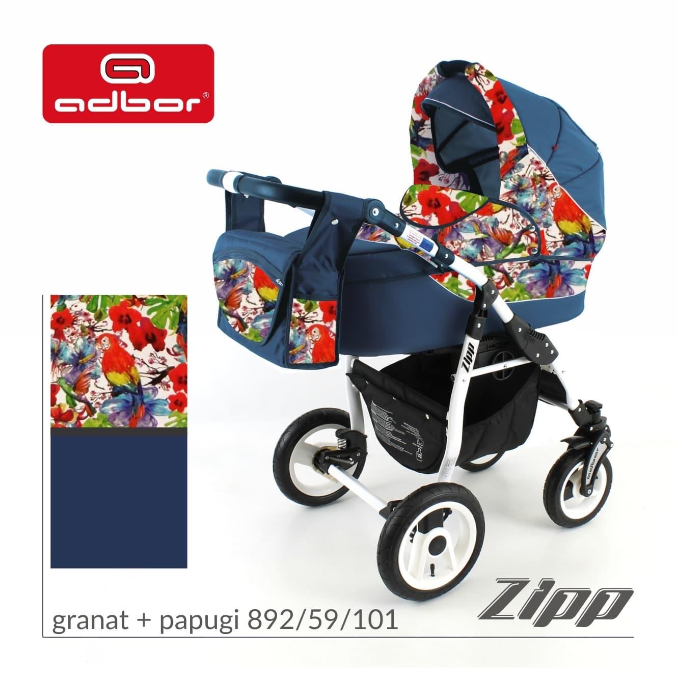 Бебешка количка 2в1 Zipp new  цвят:15