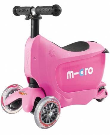 Тротинетка MINI 2GO pink