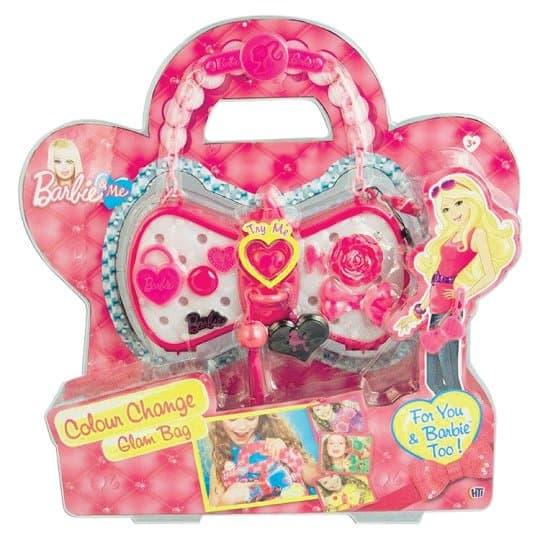 Barbie чанта с променящи се цветове