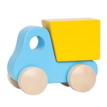 Hape-Дървено камионче