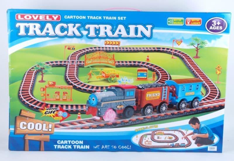 Влак Томас с релси 3,9м