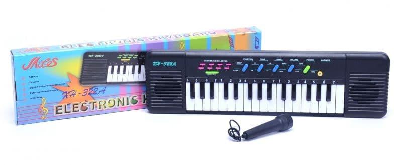 Детско пиано 32 клавиша и микрофон