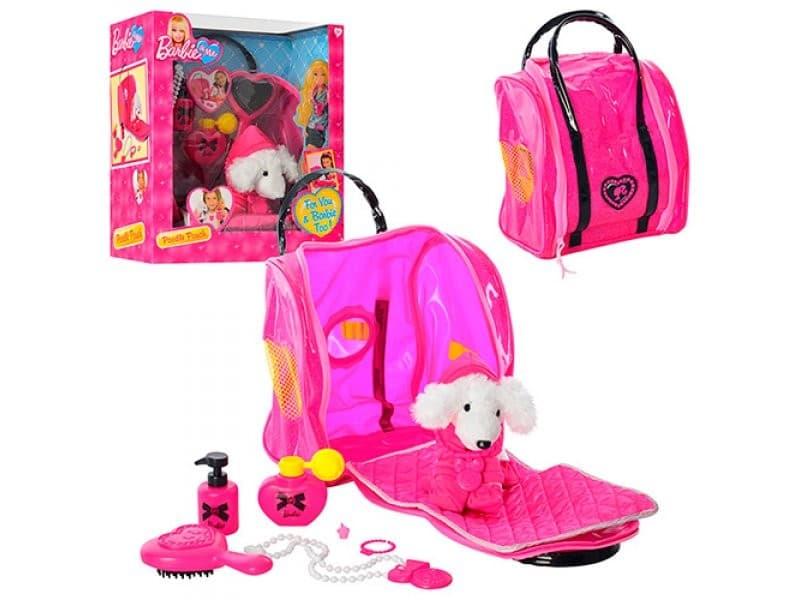 Barbie-Кученце в чанта