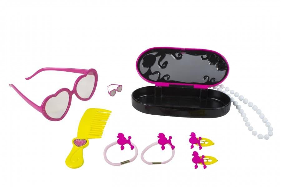 Barbie-Комплект очила и стил