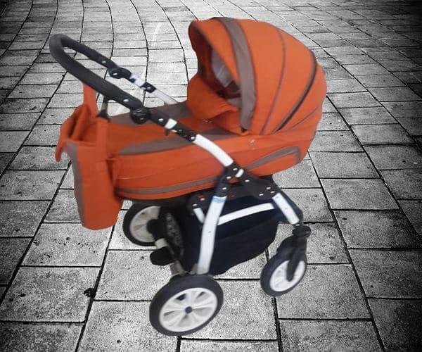 Бебешка количка 2в1 Carrera цвят:10а