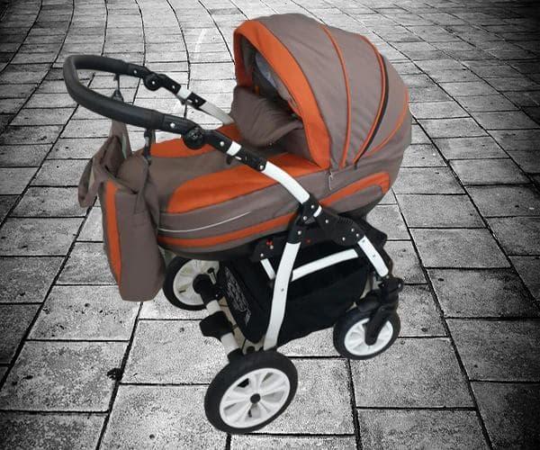 Бебешка количка 2в1 Carrera цвят:10
