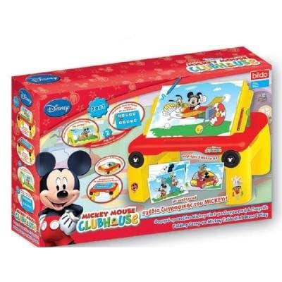Играй и рисувай с Mickey Mouse
