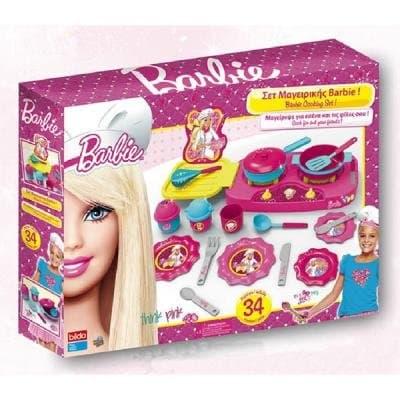 Кухня Barbie малка