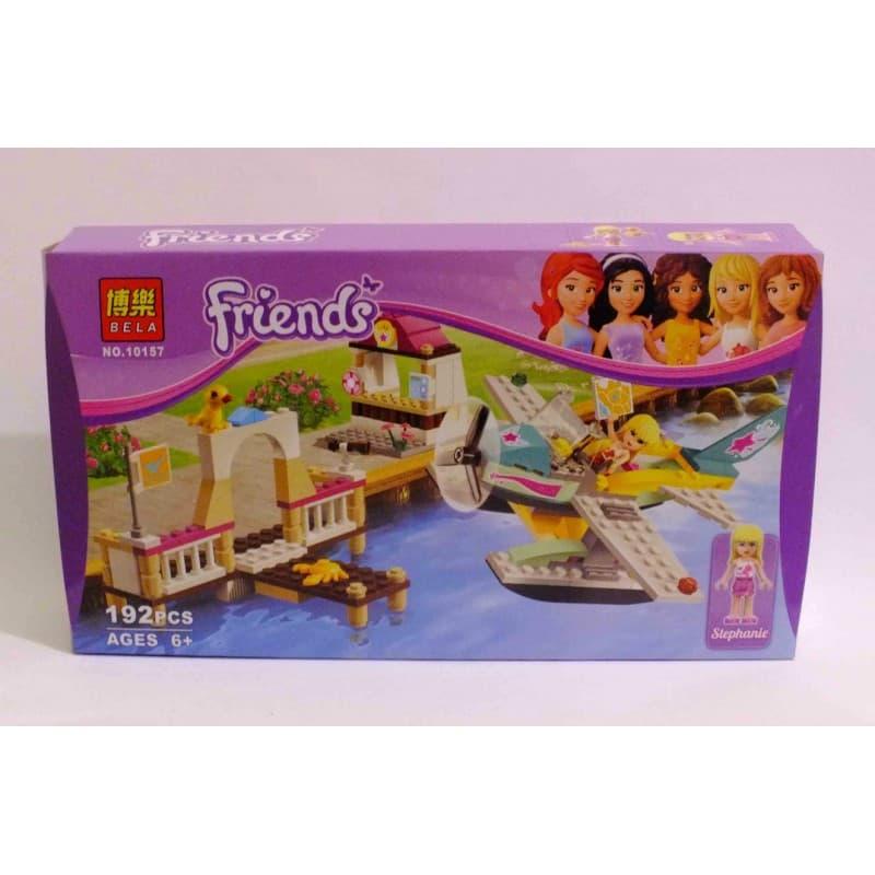 Конструктор 192ч Friends - Stephanie