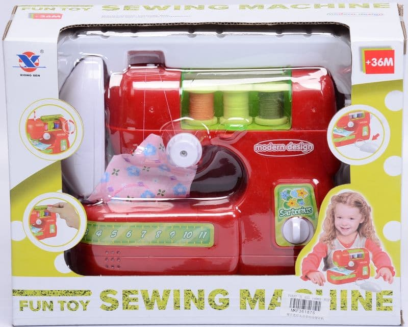Детска шевна машина