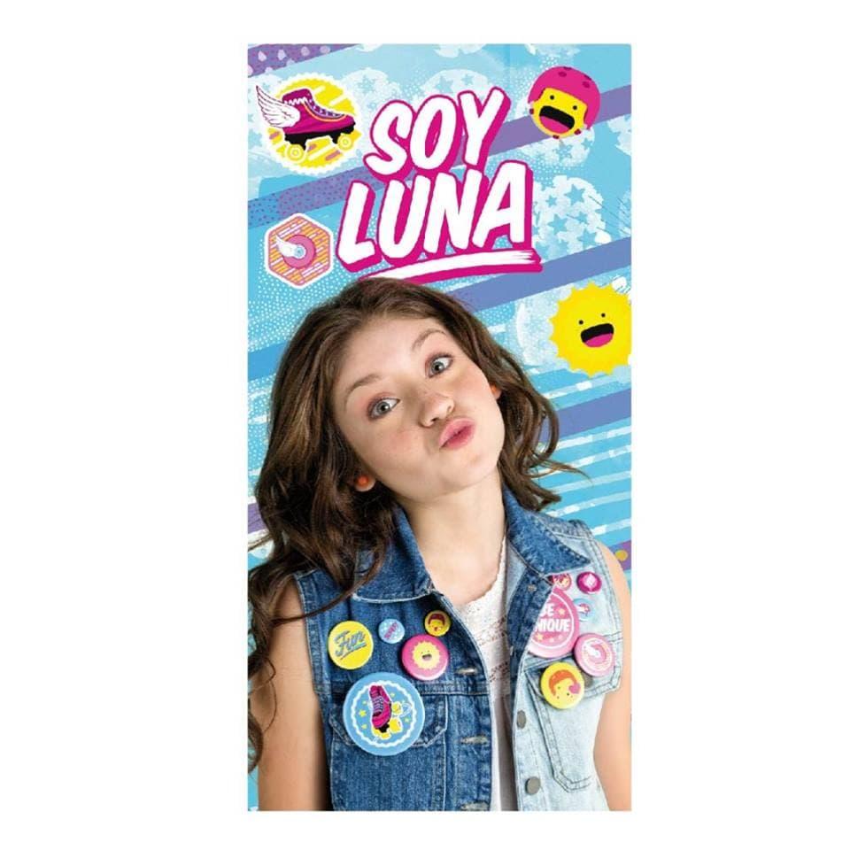 Плажна хавлия Soy Luna