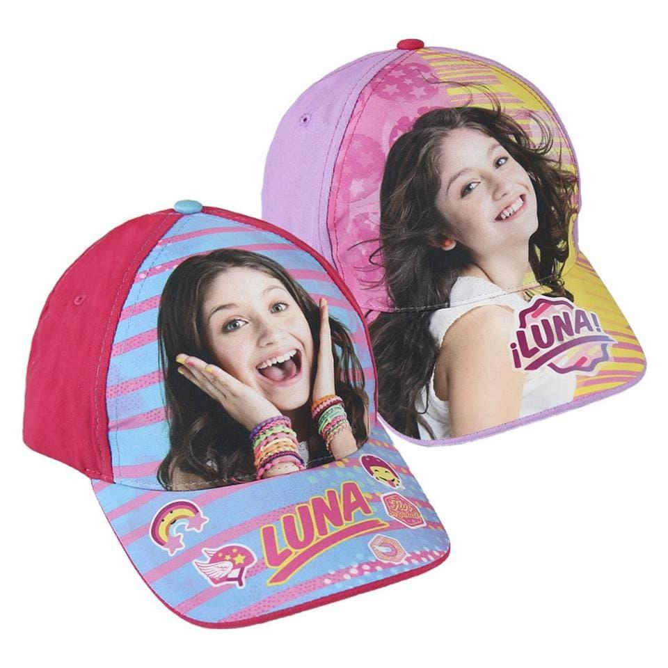 Шапка с козирка Soy Luna