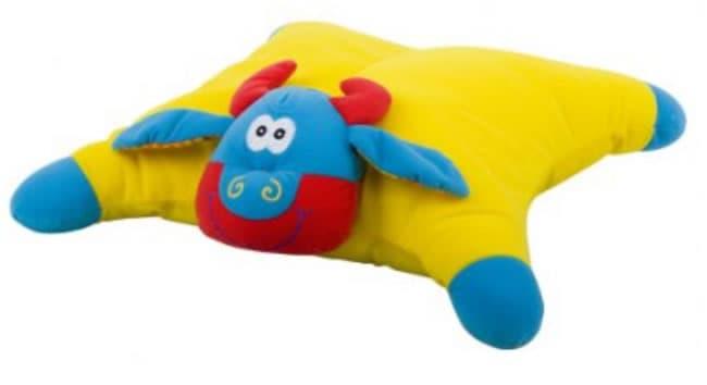 Детска възглавничка за сядане Кравичка