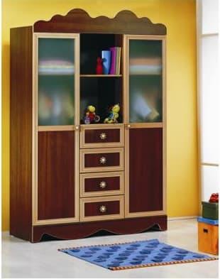 Детски гардероб с три крила 571 Belis