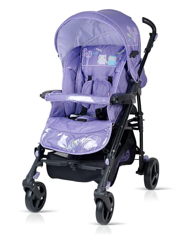 Бебешка комбинирана количка Пуки