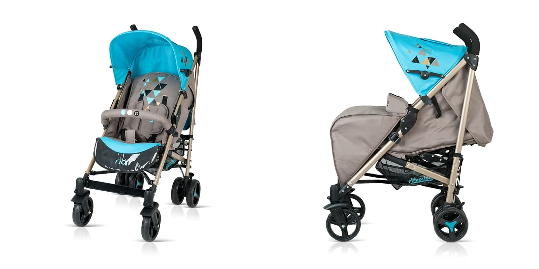 Лятна бебешка количка Рио