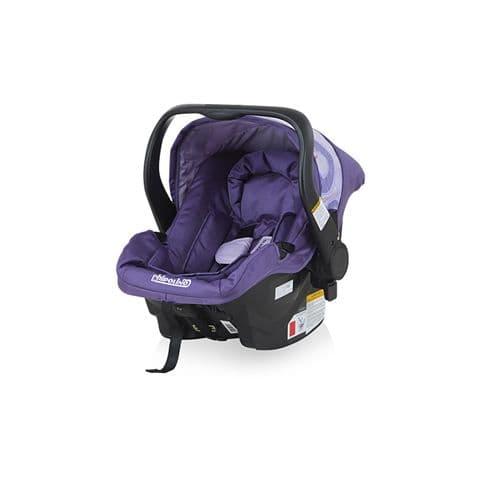 Детско столче - кошница Еуфория 2 - Цвят: Лилав