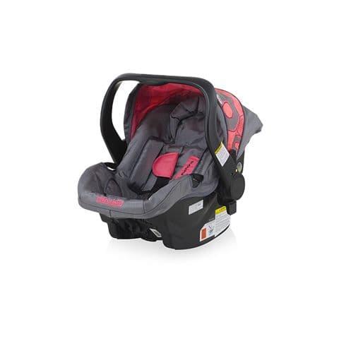 Детско столче - кошница Еуфория 2 - Цвят: Червен