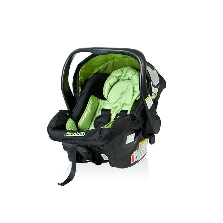 Детско столче за кола Еуфория - Цвят: Крем
