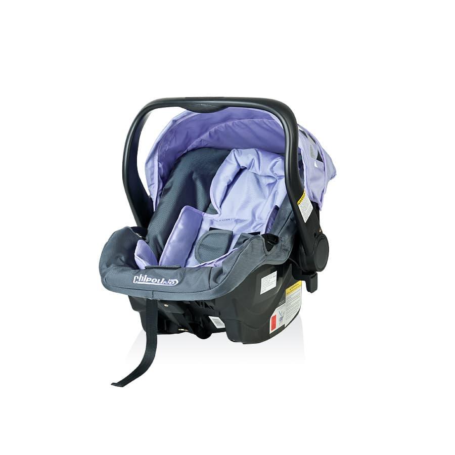 Детско столче за кола Еуфория - Цвят: Син