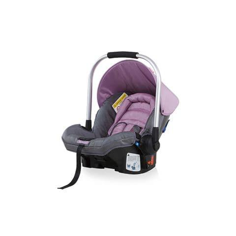 Детско столче-кошница Лумина - Цвят: Розов