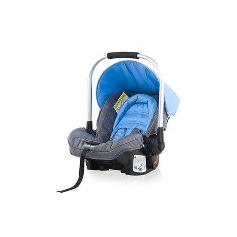 Детско столче-кошница Лумина - Цвят: Син