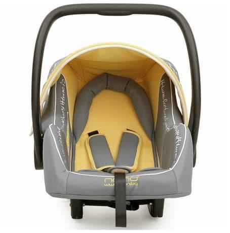 Детско столче за кола Fortune 0-13 кг. - Цвят: Жълт
