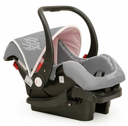 Детско столче за кола Fortune 0-13 кг. - Цвят: Розов